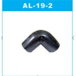 China 19mm AL-19-2 Alloy ADC-12 Aluminum Alloy Tube Connector for sale