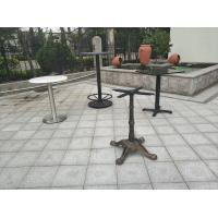 Outdoor  Dining Table Bases Waterproof Modern Table Leg Metal Tube Table legs for sale