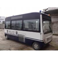 Mobile Police Special Purpose Vehicles Service Station Monitoring Center for sale