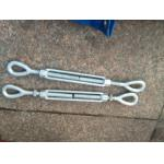 hot dip galvanized hot forged turnbuckle for wire rope fittings