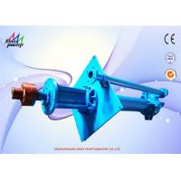 China 65ZJL - A30 Vertical Submersible Pump Centrifugal Pump For  Mining  / Coal / Chemical supplier