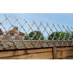 Stainless Steel CBT 65 Welded Razor Mesh High Security 100mm x 200mm Hole