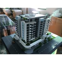 China 1.6x1.2m Miniature Building Models Abs Acrylic Material For Exhibition for sale