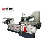 OBPP PP PE Film Plastic Recycling Pellet Machine With Compactor Feeder