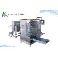 China Sus 316 Sachet Packaging Equipment Automatic For Ketchup Shampoo Paste Multi Line packing high efficiency for sale
