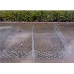 Easy Install Hot - Dipped Galvanized Reno River Mattress For Protection for sale