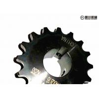 ANSI Metric Bore Sprockets , Chain Roller Sprocket For Food Processing Industry for sale