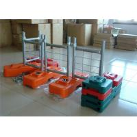 China Playground safety outdoor Australian temporary  fencing galvanized or pvc coated for sale