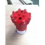 T38 Retractable Button Bit Dia 64 - 89mm With CNC Milling / Heat Treatment Process