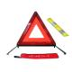 120G high reflective class vehicle safety  luminous warning triangle, car warning triangle for sale