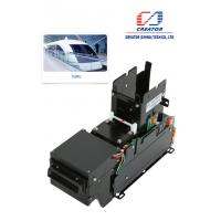 RS-232 Access Control System Smart Card Dispenser With Contact / Contactless Card Operation for sale