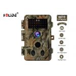 Wide View Angle Hunting Trail Cameras , Night Vision Camera Wildlife 16.0 Mega Pixels for sale