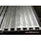 Precise Plate Chain Conveyor Belt Durable Knuckled Selvedge Metal Chain Plate Conveyor Belt for sale