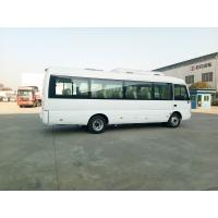 China Drum Brakes Dry Type Clutch Inter City Buses  Coach 30 Passengers Small Bus supplier
