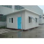 China Light Steel Prefab Mobile Homes Moveable Waterproof Small House Easy And Quick Installation for sale