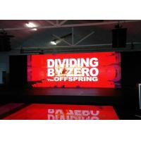 High Refresh Rate Concert LED Screens Hire , SMD2121 Outdoor Full Color LED Display for sale