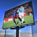 High Brightness Full Color Large Waterproof Outdoor SMD Advertising Video Wall Panel P10 LED Display for sale