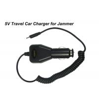 Powerful Signal Jammer Accessories / Travel Car Charger With Output 5V for sale