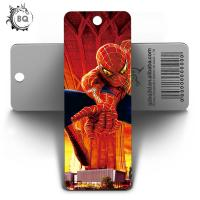 Amazing 3D Lenticular Bookmark Printing / Personalised Bookmarks For Schools for sale