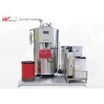 China 200KG / H Skid Mounted Boiler Light Diesel Oil Fuel For Food Processing for sale