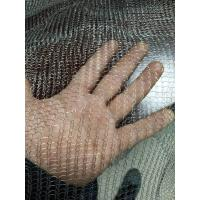 Stainless Knitted Wire Mesh,Gas and Liquid Filter Knitted Wire Mesh for sale