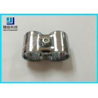 Multifunctional Flexible Chrome Tube Connectors HJ-11D  2.5mm Thickness for sale
