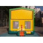 China 13x13 commercial inflatable module bounce house with various panels made of 18 OZ. PVC tarpaulin for sale