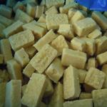 China Wholesale Prices Premium Quality IQF Frozen Food, IQF Frozen Ginger Puree / Cube / Tablets for sale