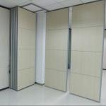 Sound Absorbing Material Movable Wall Panels / Office Partition Systems for sale