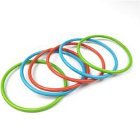 nitrile o rings fuel resistant material  custom colored sealing rubber o rings for sale