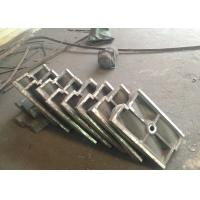 White Iron Grate Plate Cement Mill Liners ASTM A532 Class III Hardness for sale