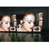 China Full Color P6 Indoor Advertising LED Display Panel Board For Transportation for sale