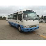 China 7.5 m Like TOYOTA Coaster Auto Minibus Luxury Utility Transit Coaster Vehicle for sale