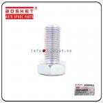 China 0208514300 0208014300 Bracket To Frame Bolt For ISUZU CXZ CYZ 0-20851430-0 0-20801430-0 for sale