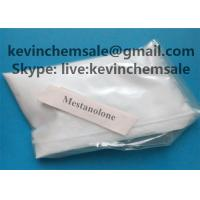 Mestanolone DHT product get the mental edge perfect cutting cycle high quality good effect for sale