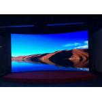 Manufacturer supplier Indoor full color P3.84 led screen stage for video for sale