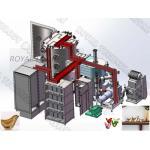 China Gold Plating Ceramic Decorative PVD Coating Equipment Arc Evaporation for sale