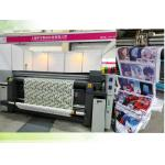 China Digital textile flag banner fabric textile sublimation printer display printers for sale