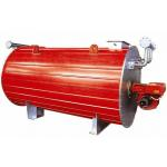 China Industrial Gas Fired Horizontal Thermal Oil Heating Boiler Efficiency 300kw for sale
