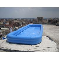 Lovely New Design Huge Commercial PVC Adults and Kids Inflatable Pool with Various Colours for sale