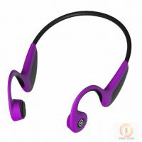 China Noise Cancelling Bluetooth Wireless Earphone Headset Ear Hook Style for sale