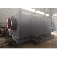 China Horizontal Chain Grate Biomass Hot Air Boiler 85% Thermal for sale