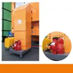 ZENVO Biomass Furnace Full Fuel Combustion Diesel Burner With Dual Nozzle Function for sale