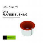 China Dp4 Bush Flange Size & Washer wc08dp4 Plain Bearing for sale