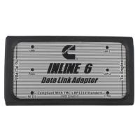 2018 8.3 Latest Software Version Truck Diagnostic Tool Cummins INLINE 6 Data Link Adapter With High Quality for sale