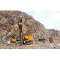 High Efficiency Drill Rig Machine 65KN Lifting Capacity For Mining Investigation for sale