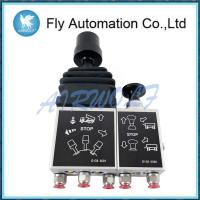 Aluminum Alloy 14750430H double acting proportional air control tipping valve for sale