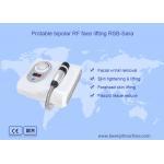 Portable Home Use Biopolar RF Radio Frequency Facial Lifting Beauty Device