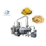 China Stainless Steel 304 Automatic Snacks Frying Machine No Color Fading , Jujube Vacuum Fryer for sale