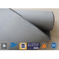 China 1600gsm 1.2mm 39 Silicone Coated Fiberglass Fabric Heavy Duty Materials for sale